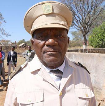 Soba grande de Quipungo  satisfeito pelos resultados da campanha