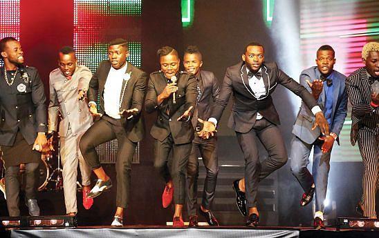 Angolanos no Festival  Fuerteventuraen