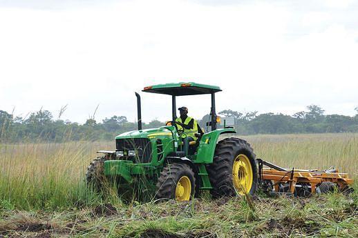Processo de mecanização agrícola na província do Cuando Cubango pode ser acelerado por empresários sul-africanos interessados em investir na região sobretudo na produção de cereais e outras culturas de alto rendimento