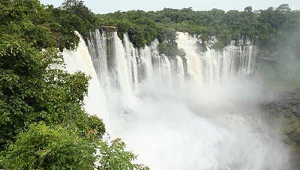 Quedas de Calandula uma das referências nacionais   do turismo