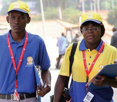 Técnicos angolanos contribuíram para o êxito da operação de inquérito