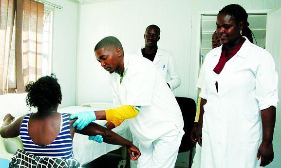 Sector  da Saúde  na Lunda  Sul conta  com meios sofisticados