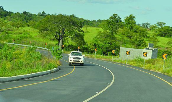 Vários quilómetros de estradas são reabilitadas