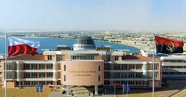 A construção e o desenvolvimento tecnológico implementado na Academia de Pescas é dos melhores da África Austral
