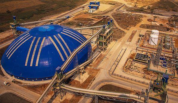 Além do cimento, novas fábricas  produzem toda a energia que consomem