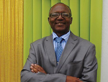 Presidente da Comissão Provincial da Aliança Evangélica de Angola, pastor José Joaquim Maneco
