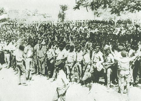 Levantamento  de 15 de Julho de 1974 contra a falta de segurança nos muceques de Luanda