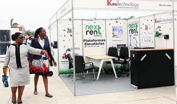 Pelo menos 230 empresas expõem potencialidades na Feira Internacional de Luanda