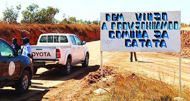 Projecto prevê ligar a Huíla com outras províncias como  o Huambo