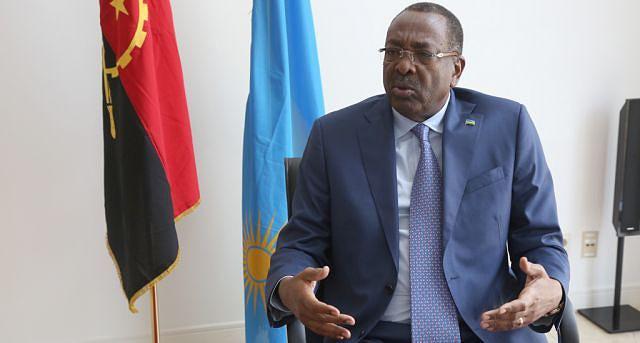 Embaixador do Ruanda em Angola