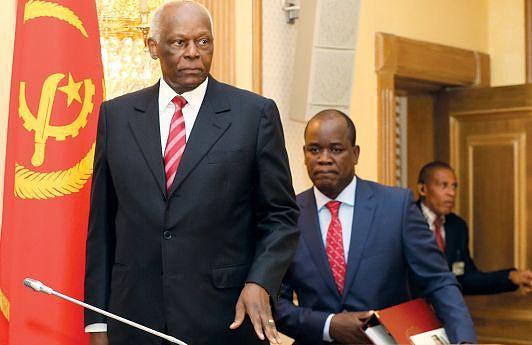 Presidente José Eduardo dos Santos foi informado sobre os programas de emprego para a juventude