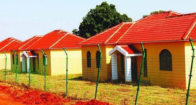 Projecto inclui a construção de novas habitações