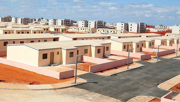 Construídas habitações do tipo T3 na sede municipal