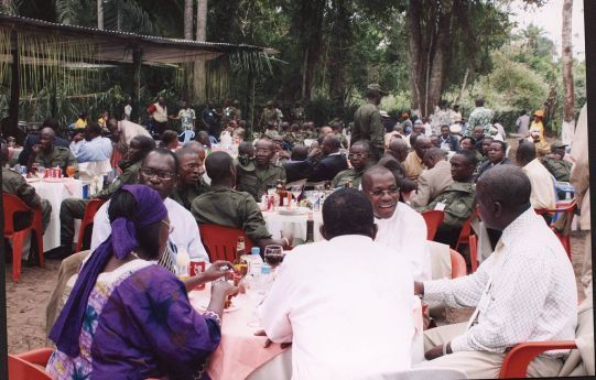 O Governo angolano manteve sempre abertos canais de diálogo para um processo de paz abrangente e inclusivo