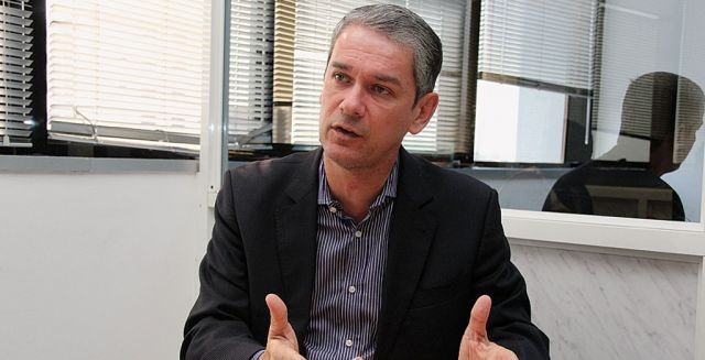 Cleber Correa é o presidente da Associação dos profissionais Imobiliários  de Angola