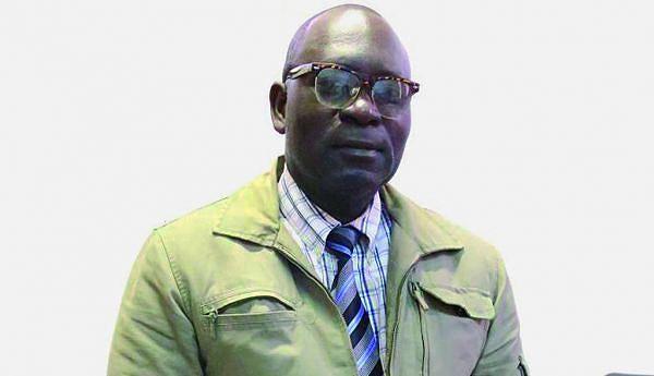 Secretário Provincial da Indústria e Geologia e Minas de Cabinda, Ndubo Paulo
