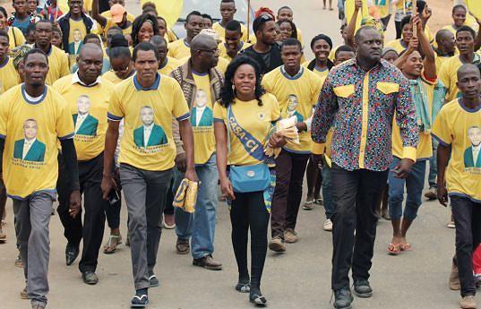 Campanha da CASA-CE na Província de Cabinda