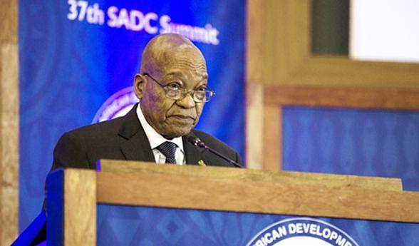 Jacob Zuma assumiu a liderança da organização