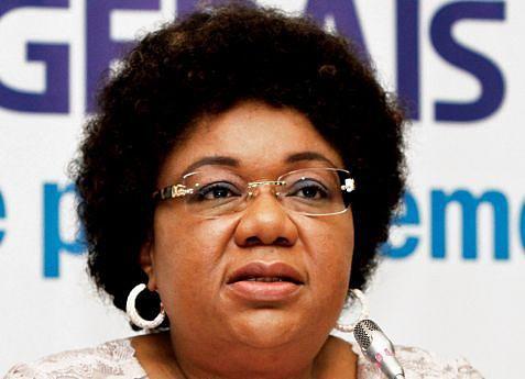 Porta-voz da Comissão Nacional Eleitoral, Júlia Ferreira