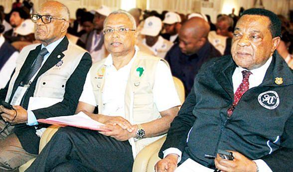 Os chefes das três equipas de observação internacional que validaram as eleições gerais de 23 de Agosto realizadas quarta-feira em Angola