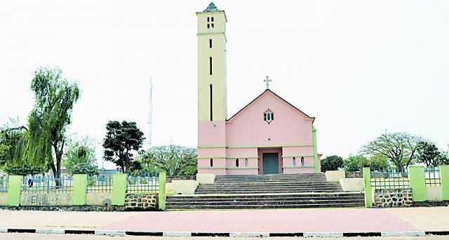 Expectativa na recuperação das infra-estruturas religiosas