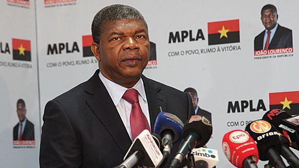 João Lourenço é felicitado por vários estadistas
