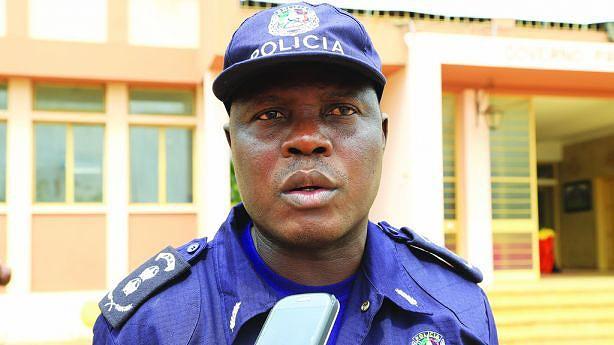 Comissário da Polícia Nacional no Zaire, Manuel Gouveia