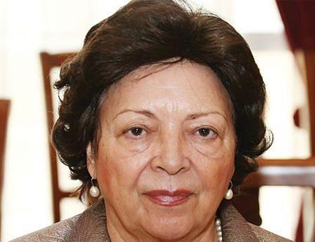 A escritora e viúva do primeiro Presidente de Angola Maria Eugénia Neto