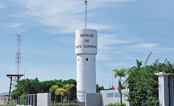 Região em que ocorreu a maior batalha da História de África dá lugar ao memorial que homenageia a coragem dos combatentes angolanos