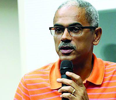 Treinador angolano Raul Duarte