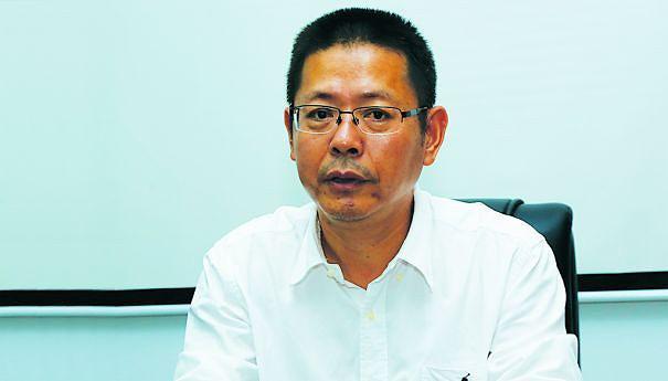Chen Xiao Jun é responsável por todo o funcionamento da