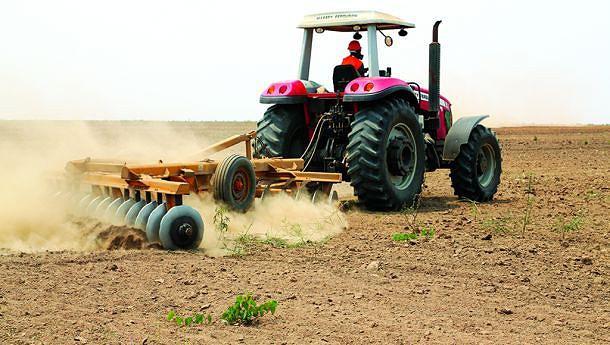 Foram investidos recursos na mecanização agrícola