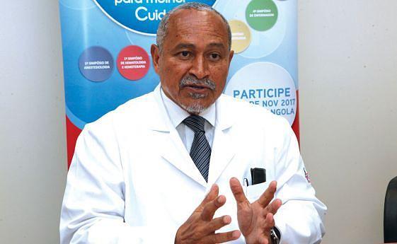 O PCA da Clínica Multiperfil  destaca a importância do Congresso de Saúde para projectar o futuro