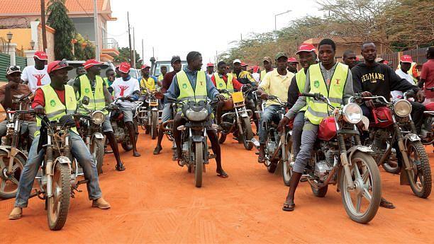 Mototaxistas estão mobilizados e prometem cumprir com as regras de trânsito