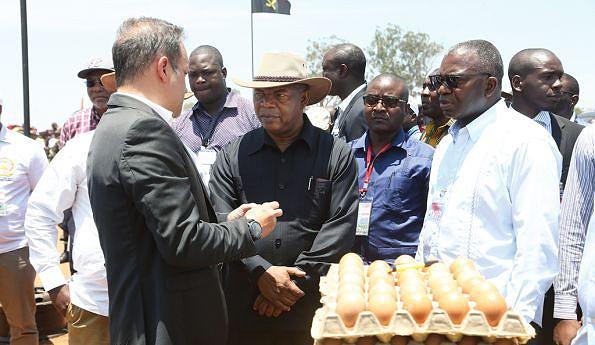 Presidente  da República recebeu informações sobre a produção agropecuária da região