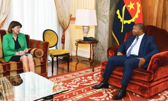 Embaixadora Helen La Lime afirma que Angola é um parceiro importante para o seu país