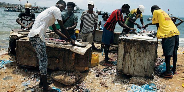 A praia da Mabunda é um exemplo de que é preciso imprimir mudanças urgentes