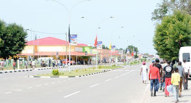 Muitos são os projectos do governo da província para melhorar a sua imagem