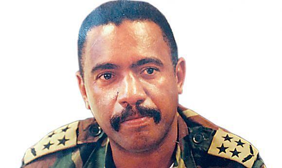 Figura marcante da História da arte militar angolana