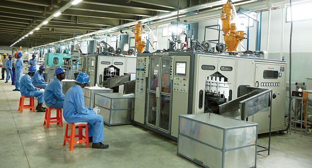 O pólo industrial vai ser construído entre as comunas  do Impulo e Dinde