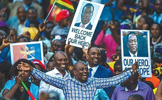 Maioria dos zimbabweanos manifestam confiança num futuro melhor para todos