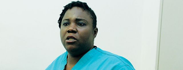 Directora dos serviços ambulatórios da Maternidade Lucrécia Paim, Eurídice Chongolola
