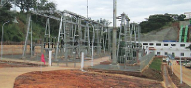 Aproveitamento hidroelectrico de Chihumbwe/Dala