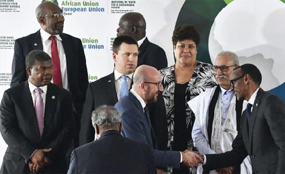 Chefes de Estado e de Governo criaram uma comissão de inquérito para investigar atrocidades contra africanos