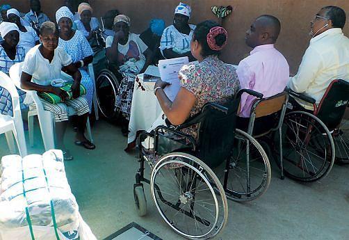 Pessoas com deficiência devem ser incluídas em cada aspecto da vida social