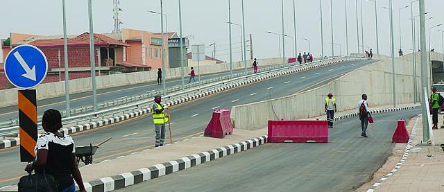 Abertura da via vai reduzir os problemas ligados ao trânsito