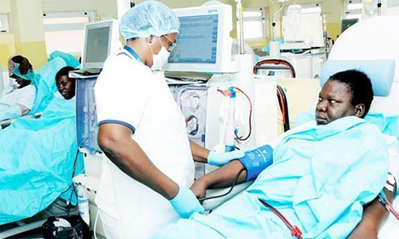 Pacientes em diálise