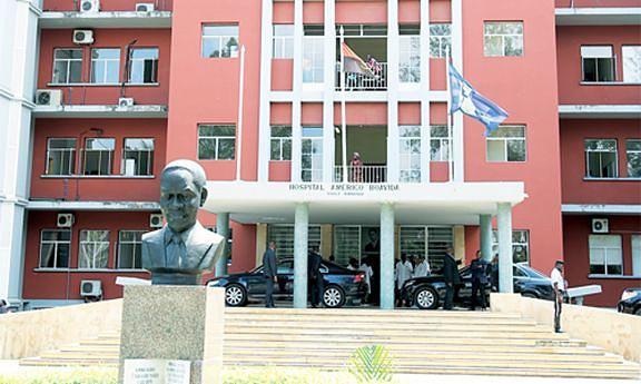 Hospital Américo Boavida