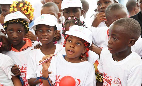 As grandes prioridades das políticas públicas do actual Governo vão estar centradas em programas virados ao crescimento saudável da criança no seio da família