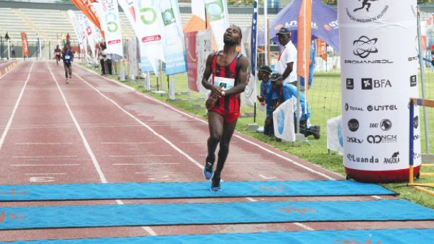 Fundista do 1º de Agosto foi o vencedor da 62ª edição da São Silvestre de Luanda